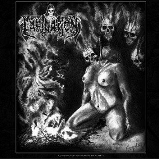 Lapidation ‎– Condemned To Eternal Darkness CD