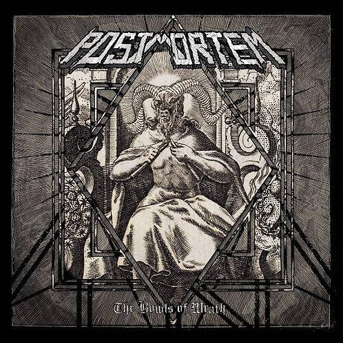 Postmortem - The Bowls of Wrath DIGI-CD