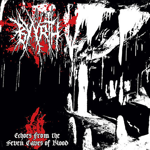 Byyrth – Echoes From The Seven Caves Of BloodCD