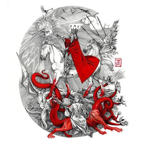Mephorash - Shem Ha Mephorash 2xLP (Red Vinyl)