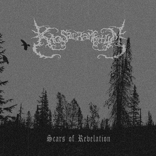 Kaos Sacramentum - Scars of Revelation DIGI-CD