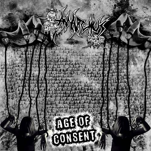 Anarchus ‎– Age Of Consent CD