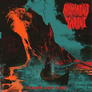 Mammon's Throne - Forward Unto Flame LP (Clear Orange Vinyl) (Organic Edition)