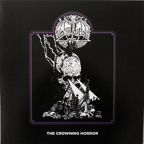 Pest - The Crowning Horror DIGI-CD