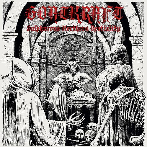 Goatkraft - Sulphurous Northern Beastiality CD