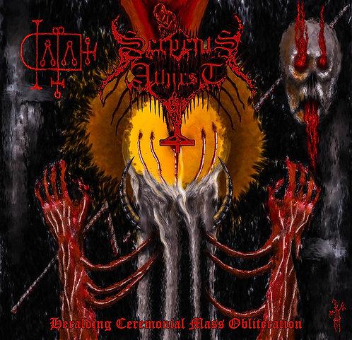 Serpent Athirst - Heralding Ceremonial Mass Obliteration MLP