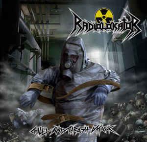 Radiolokator / Black Market Fetus – Chilli And Thrash Attack SPLIT LP