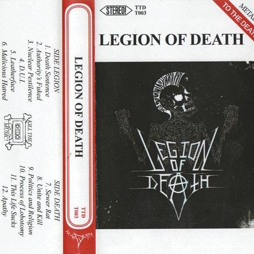 Legion Of Death – Legion Of Death TAPE