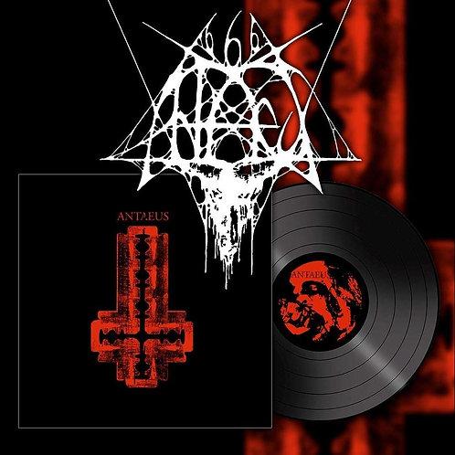 Antaeus – Cut Your Flesh And Worship Satan LP (Black Vinyl)