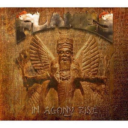 Flames -In Agony Rise Digi/CD