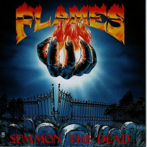 Flames - Summon The Dead CD