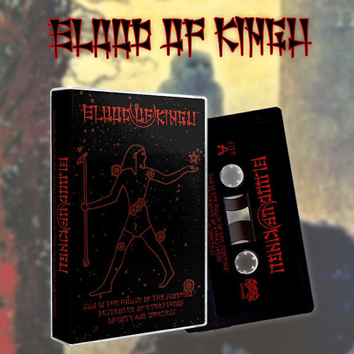 Blood of Kingu - Sun in the House of the Scorpion TAPE