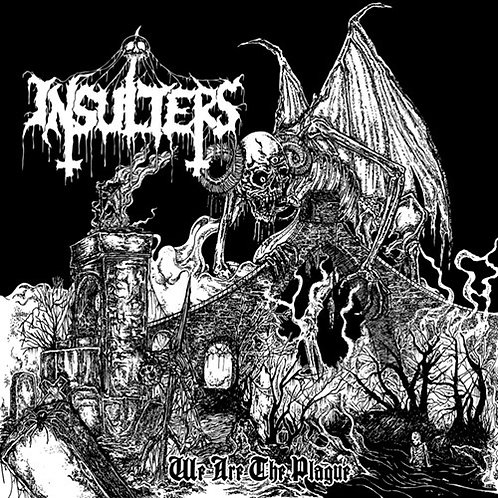 Insulters – We Are The Plague CD