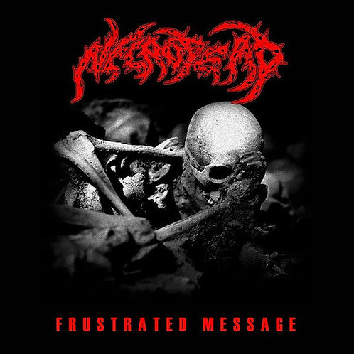 Necrodead - Frustrated Message CD