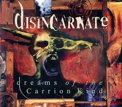 Disincarnate - Dreams Of The Carrion Kind DIGI-CD