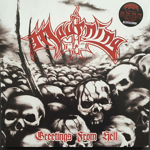 Mourning - Greetings From Hell LP