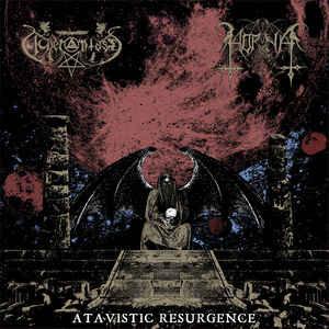 Acherontas / Horna - Atavistic Resurgence CD