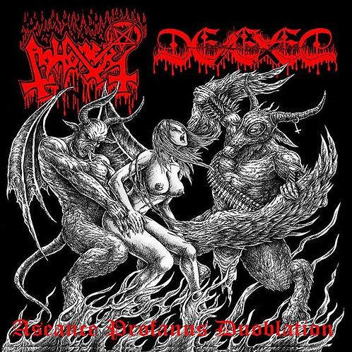 "Abhorer / Deleted – Aseance Profanus Duoblation 7""EP"