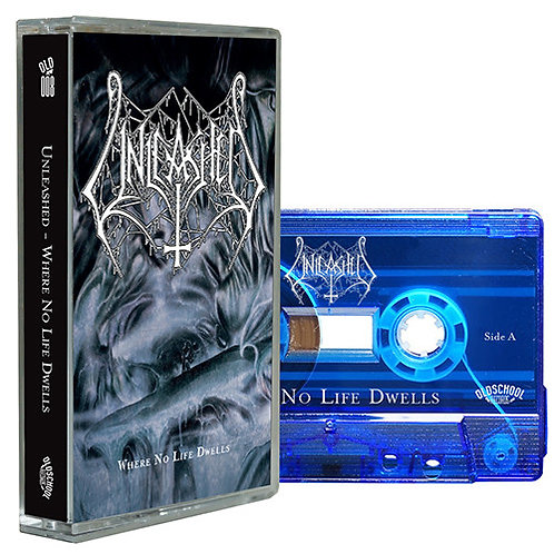 Unleashed - Where No Life Dwells TAPE