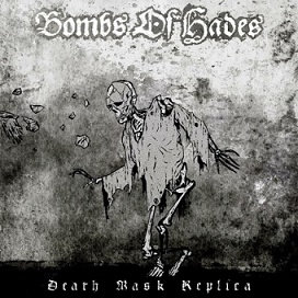 Bombs of Hades - Death Mask Replica CD (KS)