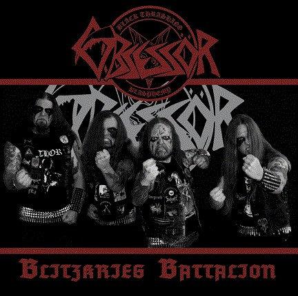 Obsessor - Blitzkrieg Battalion CD