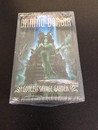 Dimmu Borgir ‎– Godless Savage Garden TAPE
