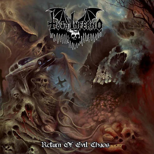 Total Inferno - Return Of Evil Chaos LP