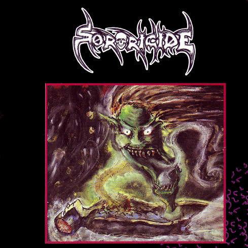 Sororicide - The Entity CD