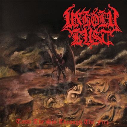 Unholy Lust - Taste the Sin Through the Fire LP
