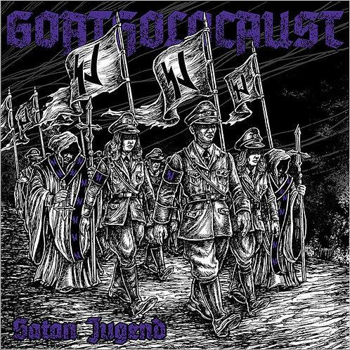 Goatholocaust – Satan Jugend LP