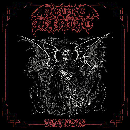 "Necromaniac – Subterranean Death Rising 7""EP"