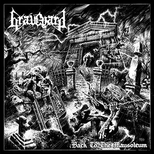 Graveyard - Back to the Mausoleum MCD (KS)