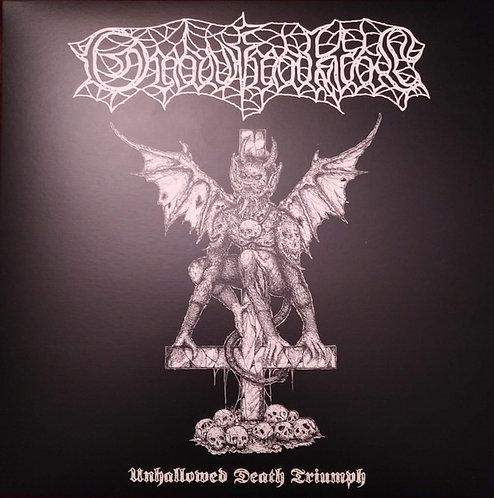Gravfraktal - Unhallowed Death Triumph MLP (Black Vinyl)