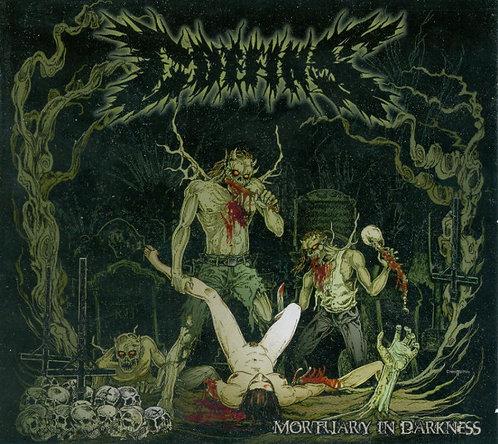 Coffins - Mortuary in Darkness DIGI-CD
