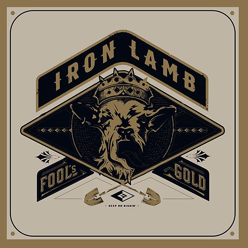 Iron Lamb - Fool's Gold DIGI-CD