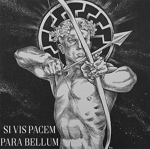 Der Stürmer / Totenburg - Si Vis Pacem, Para Bellum LP