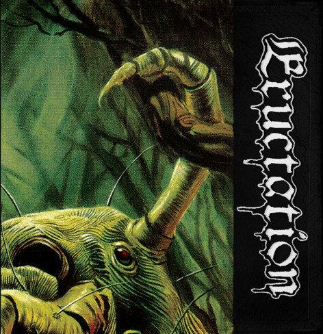 Eructation – Demo 1992 7″EP