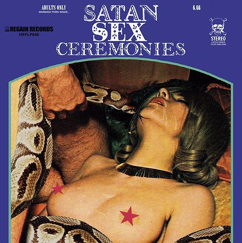 Mephistofeles - Satan Sex Ceremonies LP/CD/TAPE BUNDLE (PRE-ORDER)