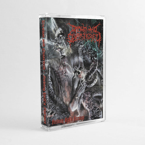 Drawn And Quartered – Feeding Hell's Furnace TAPE