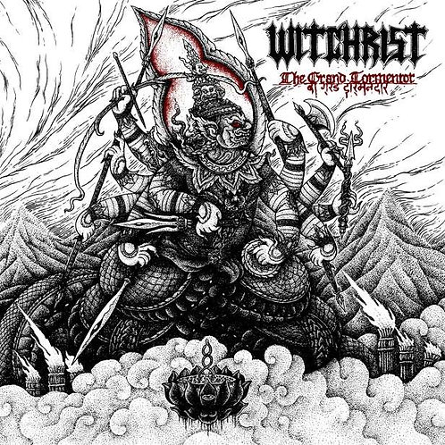 Witchrist - The Grand Tormentor 2xLP (Red Vinyl)