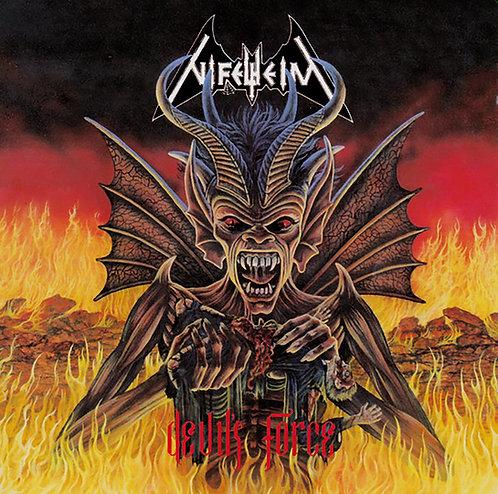 Nifelheim - Devil's Force CD