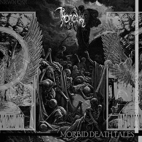 Throneum - Morbid Death Tales LP