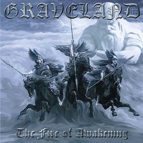 Graveland - The Fire of Awakening CD