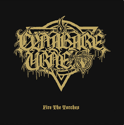 """Cynabare Urne - Fire the Torches 10""""EP"""