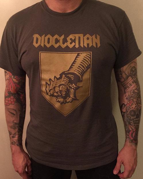 Diocletian - Ironfist Shield SHIRT