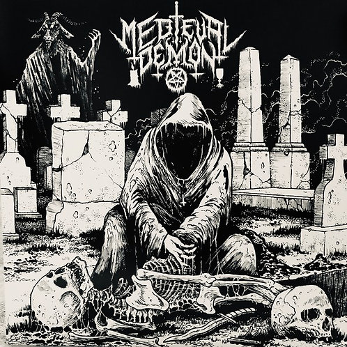 Medieval Demon - Medieval Necromancy 2xLP