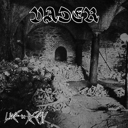 Vader - Live In Decay CD