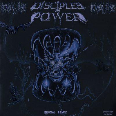 Disciples of Power - Power Trap LP (Black Vinyl)