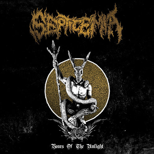 Septicemia – Years Of The Unlight CD