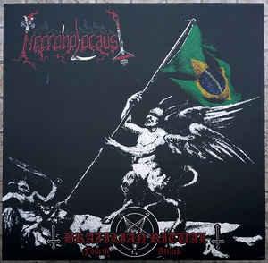Necroholocaust – Brazilian Ritual - Fourth Attack LP